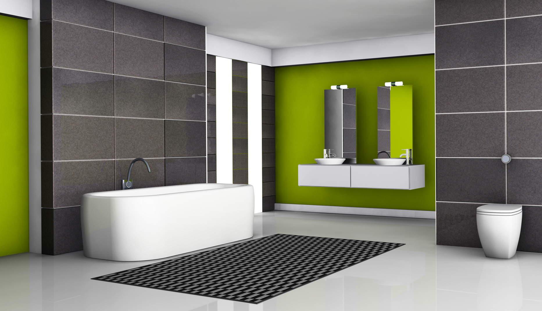 Modna I Funkcjonalna łazienka Jakie Płytki Warto Wybrać